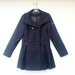 Calvin Klein Trench Coat Winter Rain Jacket M